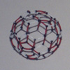 Spherical polyhedron model