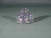 Tetrahedron 4 glass spheres