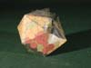 2 V Icosahedron, closest packing of spheres